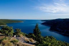 Istria coastline Royalty Free Stock Photos