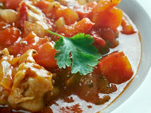 Istrian Chicken Goulash Stock Images