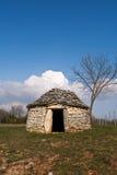 Istrian kazun, Croatia Royalty Free Stock Images