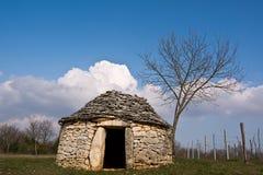 Istrian kazun, Croatia Royalty Free Stock Photos