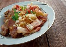 Istrian stew Stock Image