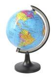 Istruisca il globo Immagine Stock Libera da Diritti
