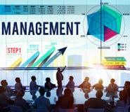 Istruttore di preparazione autoritario Concept della gestione royalty illustrazione gratis