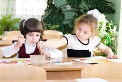 Istruzione Concetto del banco Fotografia Stock