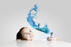 Istruzione creativa Fotografia Stock