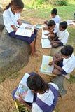 Istruzione dell'aria aperta Fotografia Stock