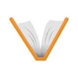 Istruzione della biblioteca del libro Fotografie Stock