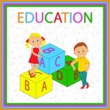 Istruzione di concetto Immagine Stock
