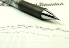 Istruzione di finanze Fotografia Stock