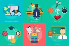 Istruzione e scienza Fotografia Stock