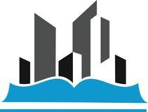 Istruzione ed urbano illustrazione vettoriale