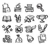 Istruzione. Illustrazione di vettore Immagine Stock