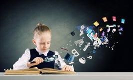 Istruzione scolastica Immagini Stock