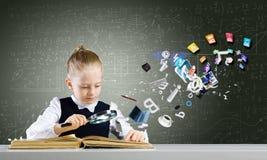 Istruzione scolastica Fotografie Stock