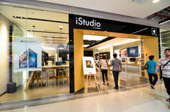 IStudio by Apple royalty free stock images