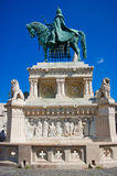 istvan άγαλμα Αγίου Στοκ φωτογραφία με δικαίωμα ελεύθερης χρήσης
