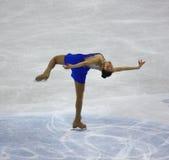 ISU Weltabbildung Eislauf-Meisterschaften 2010 Stockfotografie