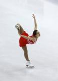 ISU Weltabbildung Eislauf-Meisterschaften 2010 Lizenzfreies Stockfoto