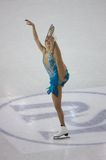 ISU World Figure Skating Championships 2010. Event: 100th ISU World Figure Skating Championships Royalty Free Stock Photography
