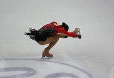 ISU World Figure Skating Championships 2010. Event: 100th ISU World Figure Skating Championships Stock Image