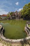 Isurumuniya寺庙在阿努拉德普勒,斯里兰卡 库存图片