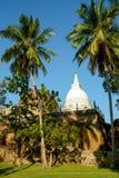Isurumuniya buddistiskt komplex i Anuradhapura, Sri Lanka Royaltyfria Bilder