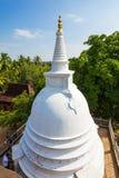 Isurumuniya Buddyjska świątynia, Anuradhapura Obrazy Stock
