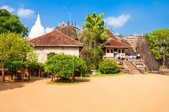 Isurumuniya Buddyjska świątynia, Anuradhapura Zdjęcie Royalty Free
