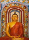 Isurumuniya tempel i Anuradhapura, Sri Lanka arkivfoto