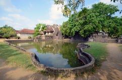 Isurumuniya Vihara Royalty Free Stock Photography