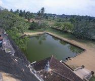 Isurumuniya Vihara Temple Sri Lanka Stock Image