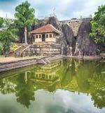Isurumuniya Viharaya. Royalty Free Stock Photography