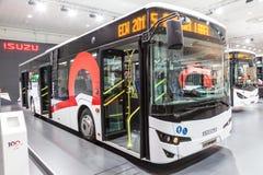 ISUZU Citiport autobus przy IAA 2016 Obraz Royalty Free