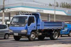 Isuzu Dump Truck privée image stock