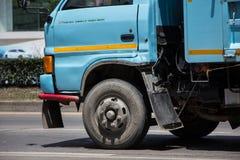 Isuzu Dump Truck priv?e image stock