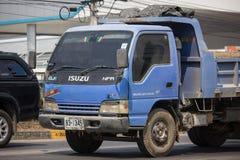 Isuzu Dump Truck privada fotos de stock royalty free