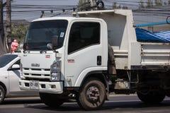 Isuzu Dump Truck privada fotos de stock