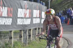 Isuzu ironman 70.3 world championship in Port Elizabeth in South africa Royalty Free Stock Image
