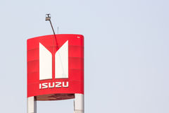 Isuzu-Logo Lizenzfreie Stockfotografie