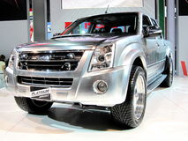 Isuzu Platinum D-max Stock Images