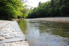 Isuzu River Royalty-vrije Stock Afbeelding
