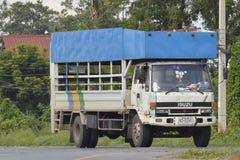 Isuzu truck Royalty Free Stock Image