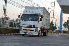 Isuzu truck Stock Images