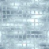 isvägg Arkivbild