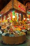 Iswtanbul, de Grote Bazaar. royalty-vrije stock foto's
