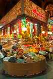 Iswtanbul, The Grand Bazaar. Royalty Free Stock Photos