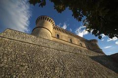 Itália, Úmbria, vila de Alviano Fotografia de Stock