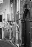 Itália: As ruas velhas de Roma Imagens de Stock Royalty Free