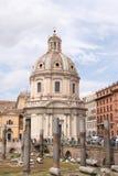 Itália, Roma, arquitetura, construção, construções Imagem de Stock Royalty Free