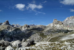 Itália, Tirol sul Imagens de Stock